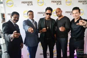 pastors LA - pointing