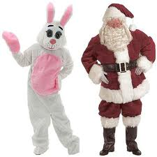Santa-Claus-The-Easter-Bunny