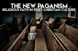 The New Paganism (Part 4) Does the Holy Spirit Work Apart from Christ?