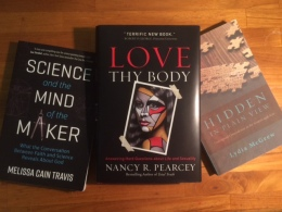 3 New Important Apologetic Books (And All By Women) on Science, the Body & NewTestament